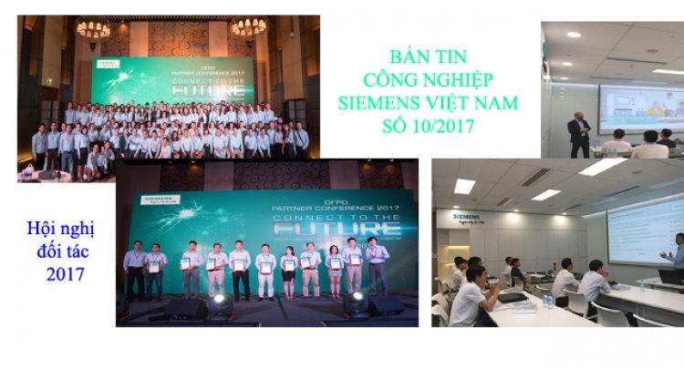Bản tin công nghiệp Siemens Việt Nam